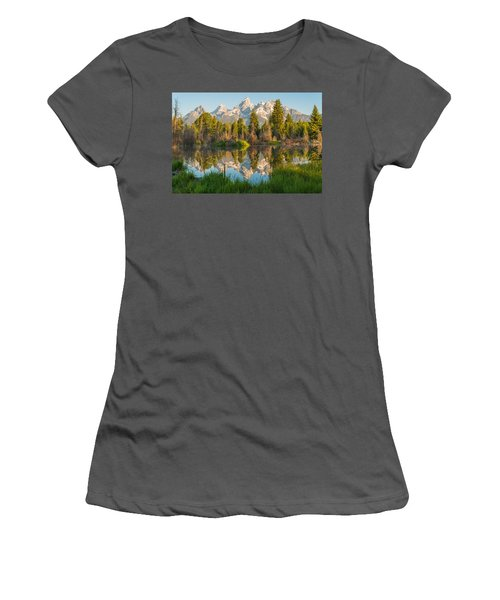 Reflecting On Everything Women's T-Shirt (Athletic Fit)