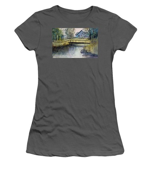 Reflections #2 Women's T-Shirt (Athletic Fit)