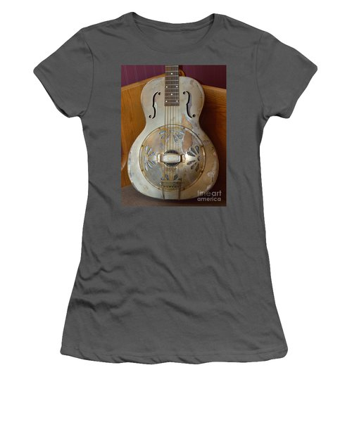 Resonator Women's T-Shirt (Athletic Fit)