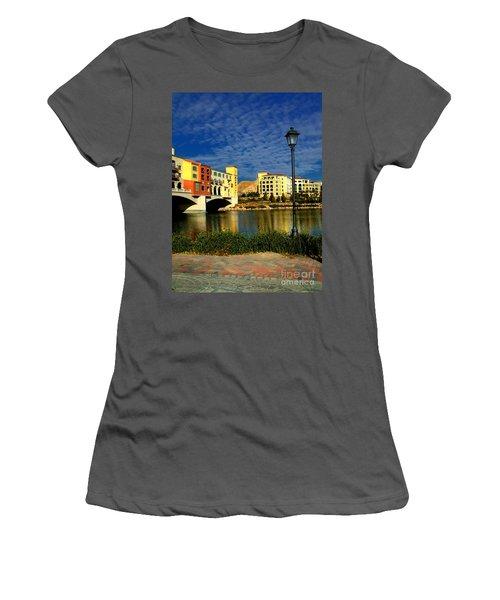 Resort In Henderson Nevada Women's T-Shirt (Athletic Fit)