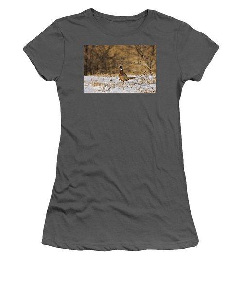 Ringer Women's T-Shirt (Athletic Fit)