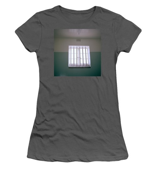 Robben Island Women's T-Shirt (Athletic Fit)