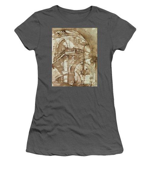 Roman Prison Women's T-Shirt (Athletic Fit)