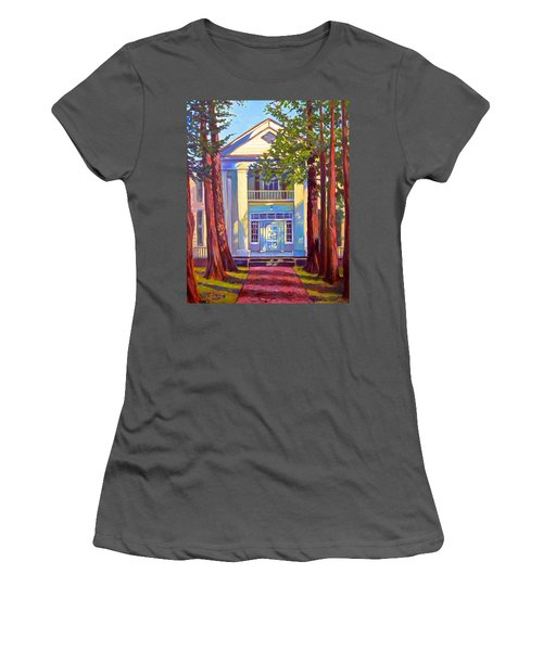 Rowan Oak Women's T-Shirt (Junior Cut) by Jeanette Jarmon