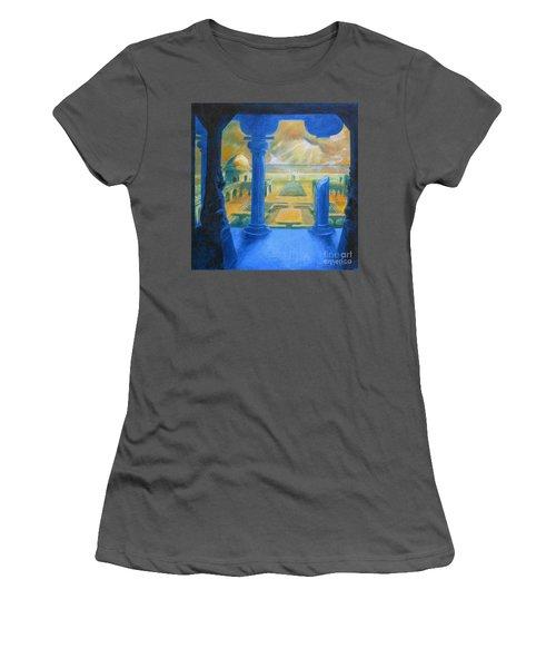 Ruins Of Lankapura Women's T-Shirt (Athletic Fit)