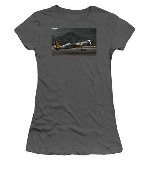 Ryan Pt-22 Recruit Women's T-Shirt (Athletic Fit)