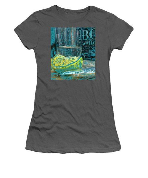 Sans Sal Women's T-Shirt (Athletic Fit)