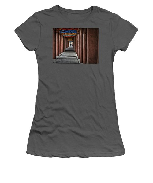 Santa Fe Nm 4 Women's T-Shirt (Junior Cut) by Ron White