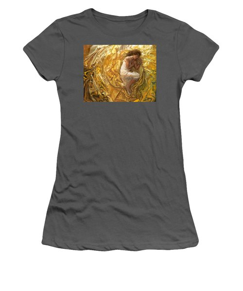 Santita  Women's T-Shirt (Athletic Fit)