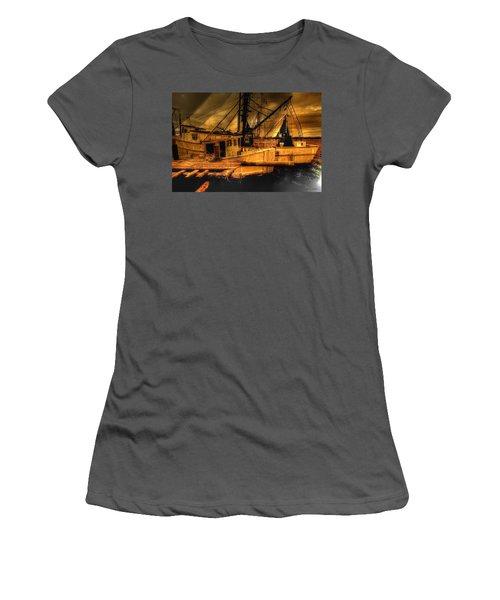 Secret Catch Women's T-Shirt (Athletic Fit)
