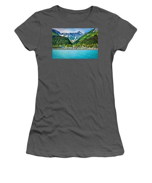 Seward Women's T-Shirt (Athletic Fit)