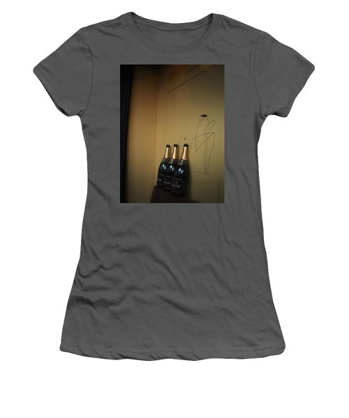 Shadows Women's T-Shirt (Athletic Fit)
