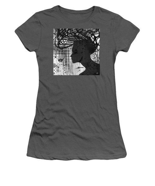 She Rocks Women's T-Shirt (Athletic Fit)
