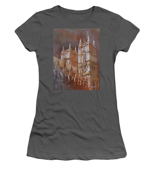Shining Out Of The Rain Women's T-Shirt (Junior Cut) by Jenny Armitage
