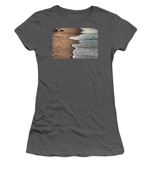 Shore Women's T-Shirt (Athletic Fit)