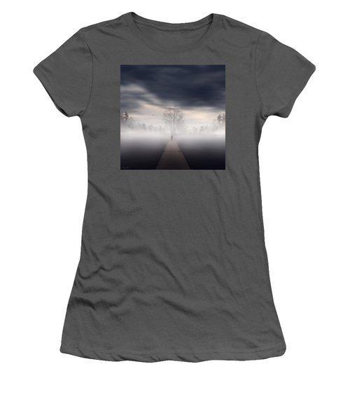 Soul's Journey Women's T-Shirt (Athletic Fit)