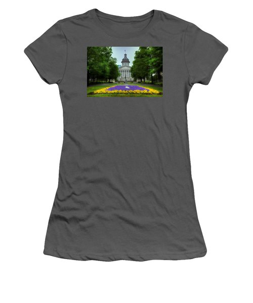 South Carolina State House Women's T-Shirt (Athletic Fit)