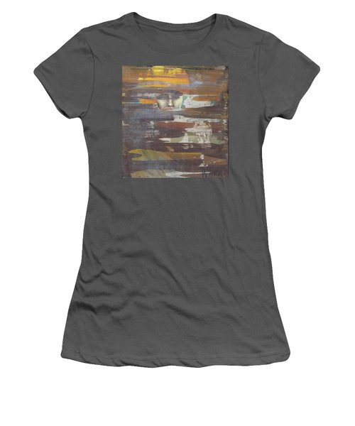 'speaking Life' Women's T-Shirt (Athletic Fit)
