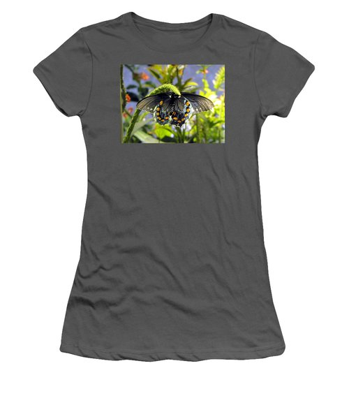 Spotted Beauty Women's T-Shirt (Athletic Fit)