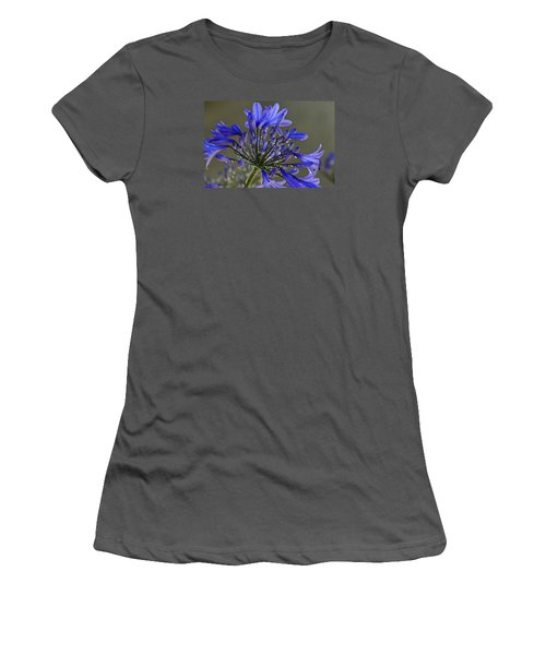 Spring Time Blues Women's T-Shirt (Athletic Fit)