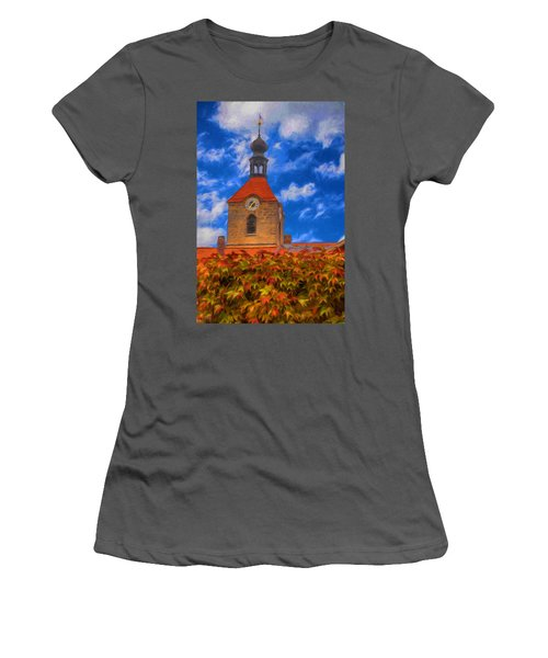 St. Jakobus - Hahnbach Women's T-Shirt (Athletic Fit)