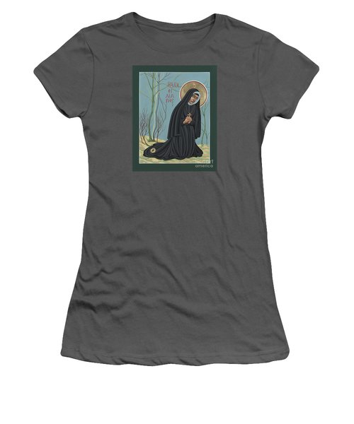 St. Philippine Duchesne 259 Women's T-Shirt (Athletic Fit)