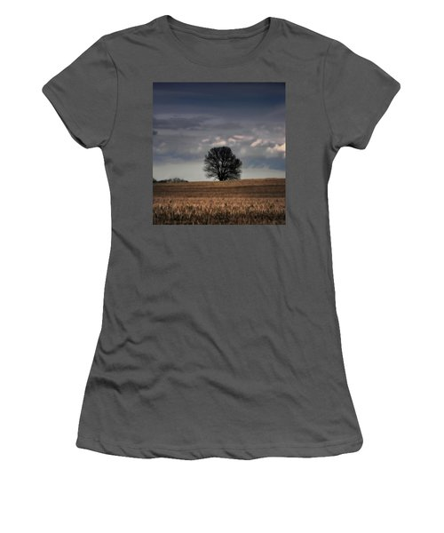 Stand Alone Women's T-Shirt (Athletic Fit)