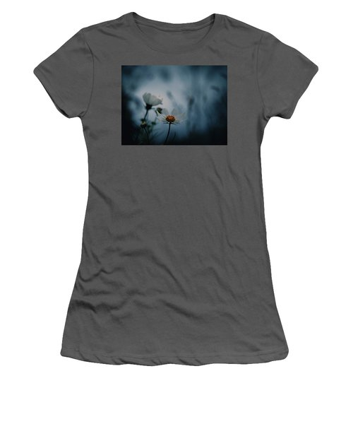 Stay With Me A While Women's T-Shirt (Athletic Fit)