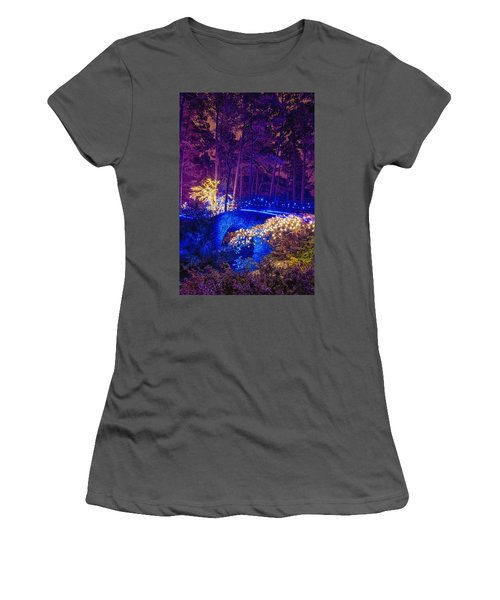 Stone Bridge - Full Height Women's T-Shirt (Athletic Fit)