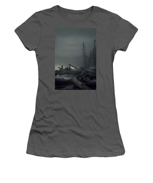 Storm Aftermath Women's T-Shirt (Athletic Fit)