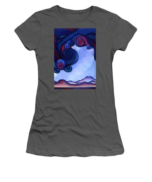 Stormy Women's T-Shirt (Athletic Fit)