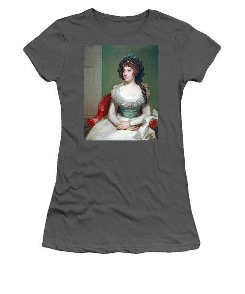 Stuart's Matilda Caroline Cruger Women's T-Shirt (Athletic Fit)