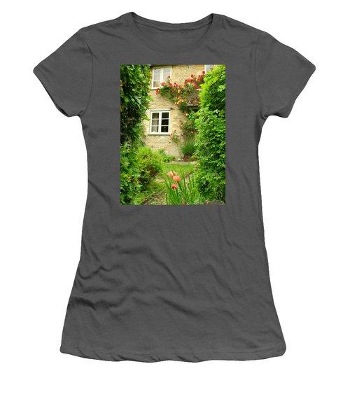 Summer Cottage Women's T-Shirt (Athletic Fit)