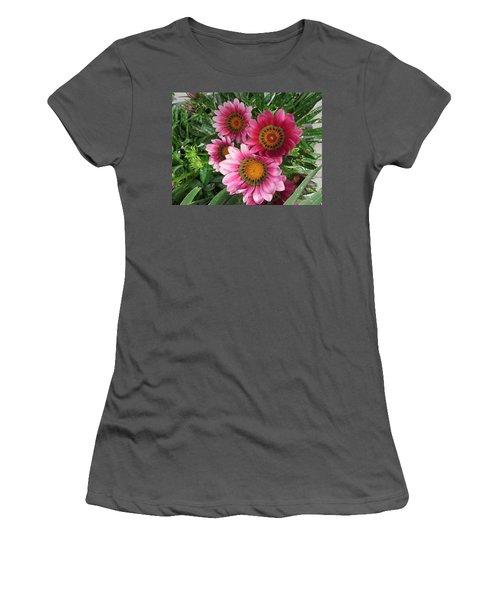 Summer  Full-blown Women's T-Shirt (Athletic Fit)