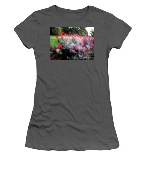 Summer Snowflake Women's T-Shirt (Athletic Fit)