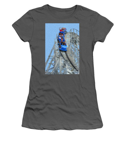 Summer Time Thriller Women's T-Shirt (Junior Cut) by Juli Scalzi