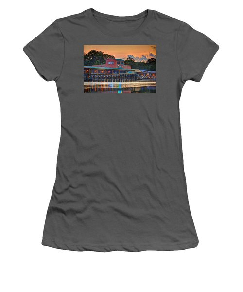 Sunrise At Lulu's Women's T-Shirt (Athletic Fit)