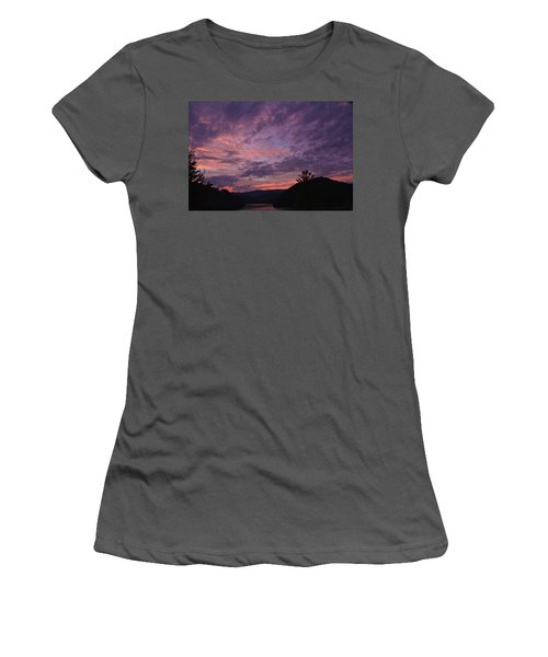 Sunset 2013 Women's T-Shirt (Athletic Fit)