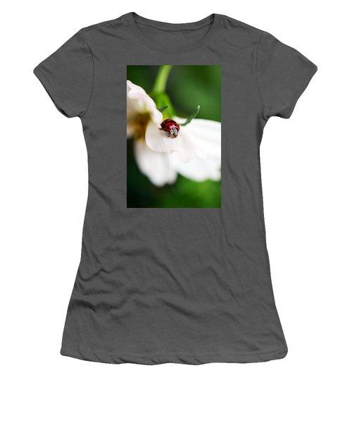 Sunshine And Petal Rest Women's T-Shirt (Athletic Fit)