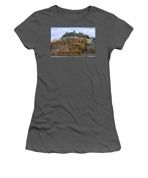 Supreme Court Women's T-Shirt (Athletic Fit)