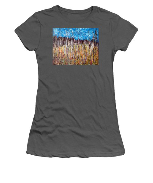 Swamp - Chamcook Nb Women's T-Shirt (Athletic Fit)