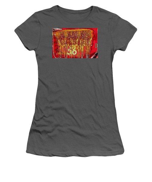 Tarkington Vol Fire Dept 56 Women's T-Shirt (Athletic Fit)