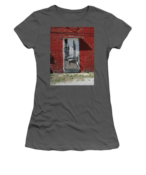 Temporary Women's T-Shirt (Athletic Fit)