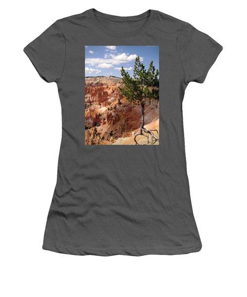 Tenacious Women's T-Shirt (Athletic Fit)