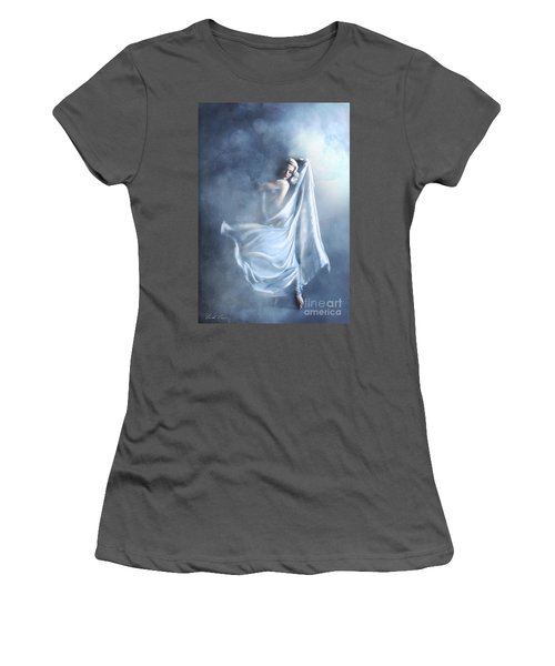 That Single Fleeting Moment When You Feel Alive Women's T-Shirt (Athletic Fit)