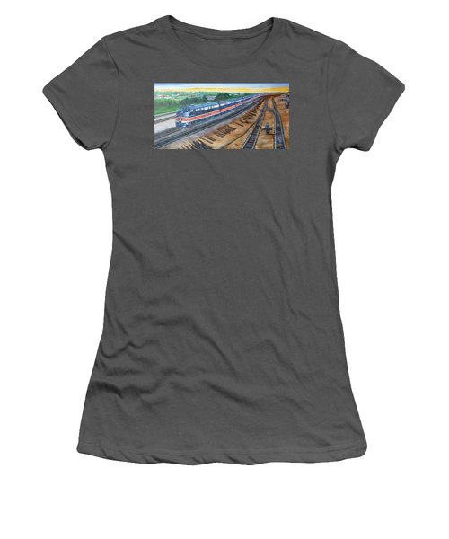 The City Of New Orleans Women's T-Shirt (Athletic Fit)