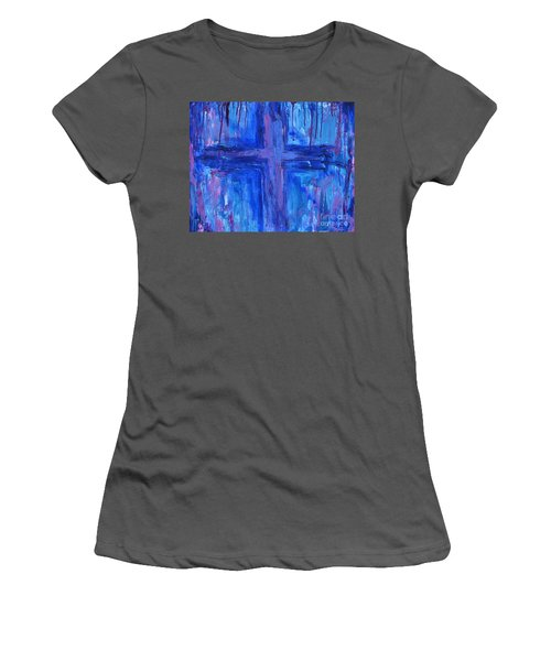 The Crossroads #2 Women's T-Shirt (Athletic Fit)
