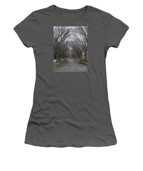 The Elm Arch Women's T-Shirt (Athletic Fit)