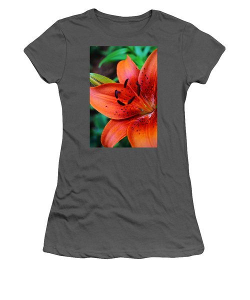 The First Lily Women's T-Shirt (Athletic Fit)