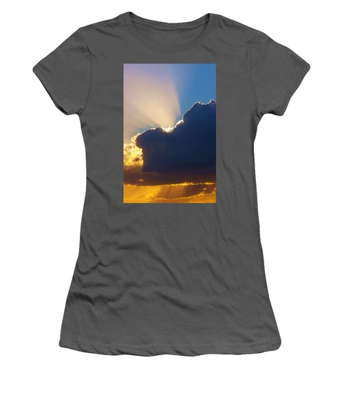 The Heavens Women's T-Shirt (Athletic Fit)